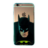 Carcasa Para Iphone 6 / 6s Dc Comics Batman