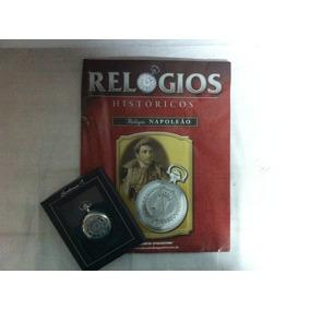 Relógios Históricos - Relógio Napoleão - Coleção Deagostini