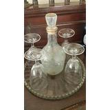 Botellas De Vidrio Para Licor, Estilo Vintage