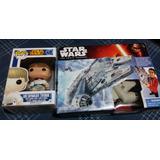 Star Wars Pack Luke Skywalker / Millennium Falcon