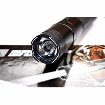 Lampara Led Con Descarga Electrica Stun Gun Defensa Personal