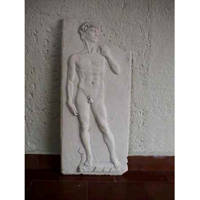 Escultura David Relieve Tipo Antiguo Directo Artista