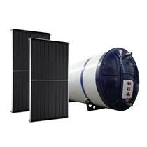 Aquecedor Solar 400 Litros Kit Boiler Com 2 Placas De 2m²
