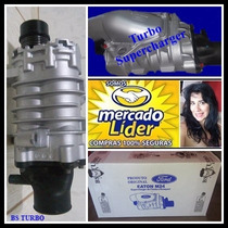 Turbina Turbo Do Fiesta Super Charger (semi-novo)