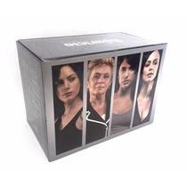 Las Aparicio Temporadas 1 2 3 Y 4 Serie De Tv En Dvd Boxset