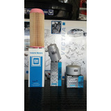 Kit Filtros Aire Aceite Y Combustible S10 2.8 Electronica
