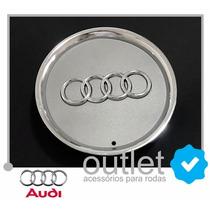 Calota Centro Miolo Roda Esportiva Audi A3 Modelo Original !