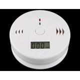 Alarma Detector De Monoxido De Carbono Co2, Digital Hogares