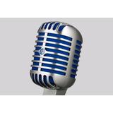 Micrófono Profesional Shure Super 55 Winners Bajo Pedido