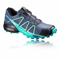 Zapatillas Salomon Speedcross 4 - Mujer - Trail Running 2016