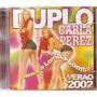Cd-duplo-carla Perez-mexa A Lomba Lomba-verão 2000