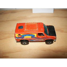 Hot Wheels Van Baja Breaker Naranja Vintage Hong Kong 1978