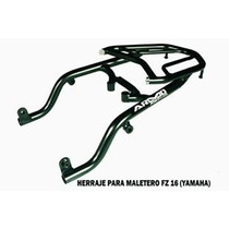 Parrilla Trasera Maletero Soporte Fz16 2010 Al 12 Armo Parts