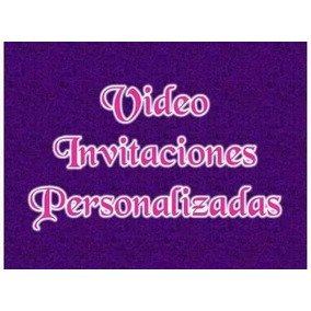 Tarjetas Animadas Videos Personalizados