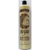 Progressiva Potencializador Profissional Argan Coiffer 1l