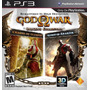 God Of War Chains Of Olympus Y Ghosts Of The Sparta Ps3