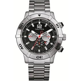 Reloj Nautica Ncs 46 Caballero A36508g