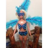 Traje De Carnaval Para Barbie