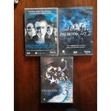 Coleção Premonição 1+2+3 Dvds Originais
