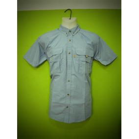 Camisas Modelo Columbia De Dama Y Caballero Para Publicidad