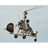 Projeto Girocóptero Ultraleve Fácil Fazer Frete Grátis K