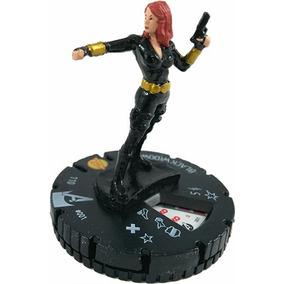 Miniatura De Heroclix Vingadores - Black Widow Viúva Negra