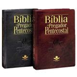 Bíblia Do Pregador Pentecostal Rc Esboços + Curso Teologia