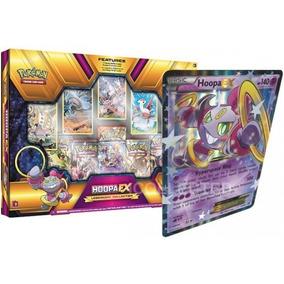 Box Hoopa Ex (pokémon Lendários)