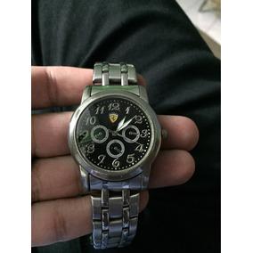 Relógio Miyota Ferrari