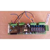 Placa Telematica Ub901 Catraca Controle De Acesso