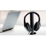 Fone Sem Fio Para Smart Tv Pc Notebook Skipe Fm Monitor 5x1