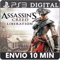 Assassins Creed Liberation Hd Psn Cod Ps3