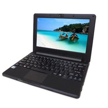 Netbook Intel Atom 320 Hd, 2gb Ram - Bateria Ruim