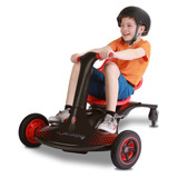 Vehículo Tipo Kart Para Niños Eléctrico Turnado 24 V