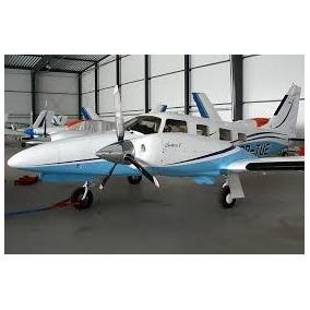Aeronave Seneca V Hd Para Simulador De Voo Fsx