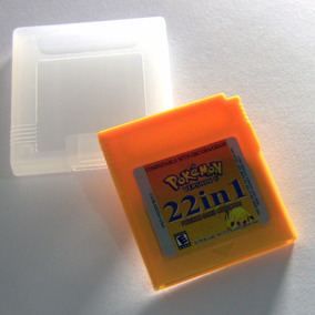 22 En 1, Gameboy Color Y Gba - Todo Pokemon Megaman Y Más