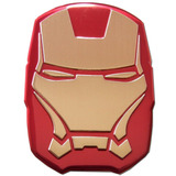 Ironman Superheroes Calavera Pirata Sticker Tuning Moto Auto