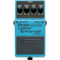 Pedal P/ Contrabaixo Boss Lmb-3 Efeito Bass Limiter Enhancer