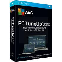 Avg Tune Up 2016 Español Para Windows 32 Y 64 Bits