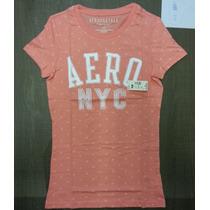 Camiseta Aeropostale Feminina Original, Não Aceite Réplicas