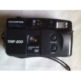 Máquina Fotográfica Olympus Trip 200