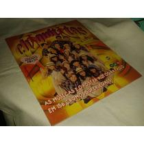 Album De Figurinhas Chiquititas - Incompleto