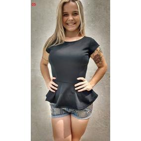 blusa de neoprene cores e estampas diversas varios modelos