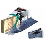 Contadora De Cédula/notas/dinheiro Portátil Bivolt Modelv30
