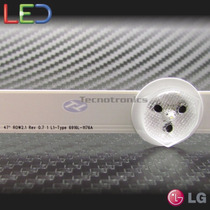 Barra Led Tv Lg 47 Polegadas 6916l 1176a L1 100% Testadas
