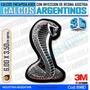 Calcomanias 3d Con Relieve, Autos Ford Mustang Cobra