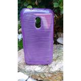 Capa Tpu + Pelicula Comum Transparente Nokia Lumia 620