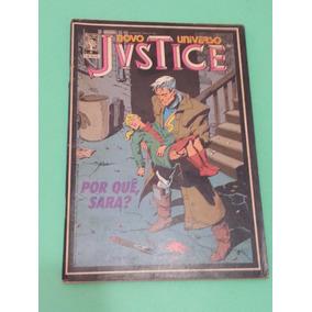 Hq Novo Universo Justice Nº6, Marvel!