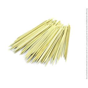 Palillos Brocheta Bamboo 15cm 1600 Pzs