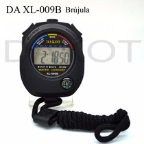 Cronómetro Deportivo Dakot De Mano Brújula Xl009b